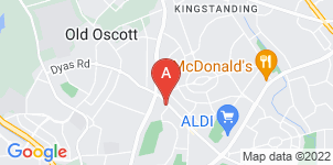 Google static map for The Co-operative Funeralcare Kingstanding