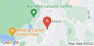 Google static map for A Hazel & Sons Funeral Directors, Sutton Coldfield