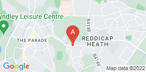 Google static map for Co-operative Funeralcare (Midcounties), Reddicap Hill
