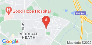 Google static map for Urwins Undertakers Ltd, Sutton Coldfield