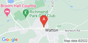 Google static map for Andrew Francis Funeral Service, Watton