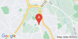 Google static map for Apne Funeral Services