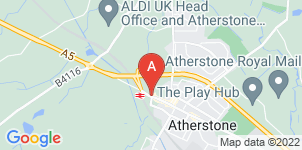 Google static map for M G Evans & Sons - Atherstone