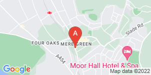 Google static map for Ian Hazel Funerals Ltd, Sutton Coldfield