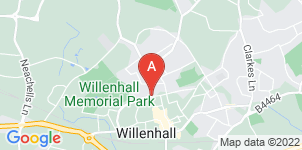 Google static map for Jennifer Ashe & Son Funeral Directors, Wilcox House