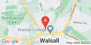 Google static map for Middleton Brothers Funeral Directors