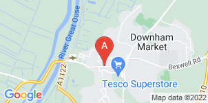Google static map for A.J Coggles, Downham Market