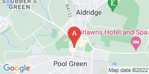 Google static map for Ian Hazel Funerals Ltd, Aldridge