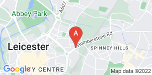 Google static map for The Co-operative Funeralcare Humberstone Road