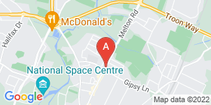 Google static map for Asian Funeral Company