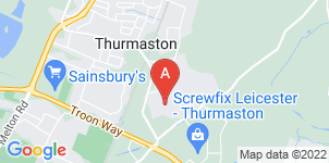 Google static map for Asian Funerals UK