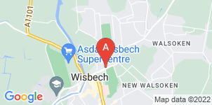 Google static map for A.J Coggles, Wisbech