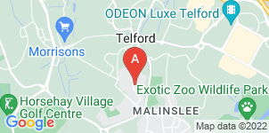 Google static map for The C.J Williams Funeral Service - Dawley Bank