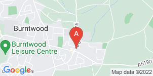 Google static map for Middleton & Wood of Burntwood