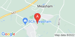 Google static map for Motorcycle Funerals Ltd