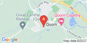 Google static map for G.A Gamble & Sons (Quorn) Ltd