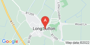 Google static map for F E Walton & Son Funeral directors