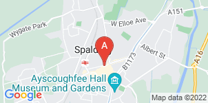 Google static map for Mark Forth Independent Funeral Services