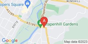 Google static map for J Hylton & Sons Funeral Directors, Burton