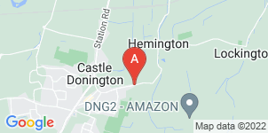 Google static map for Kinton & Daughter Funeral Services Ltd, Castle Donington