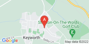 Google static map for Co-op Funeralcare, Keyworth
