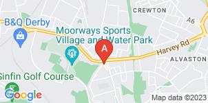 Google static map for The Co-operative Funeralcare Allenton