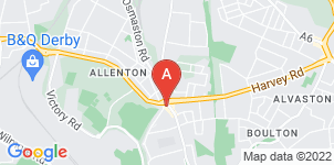 Google static map for The Co-operative Funeralcare Allenton