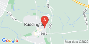 Google static map for A.W. Lymn Ruddington