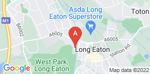 Google static map for The Co-operative Funeralcare, Long Eaton