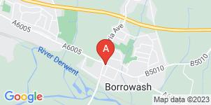 Google static map for G Wathall & Son Ltd, Borrowash