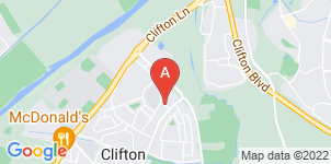 Google static map for A.W. Lymn Clifton