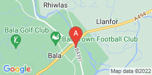 Google static map for A G Evans & Sons