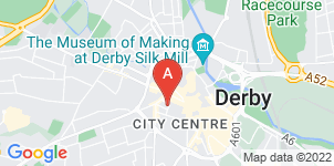 Google static map for A.W. Lymn Derby