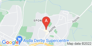 Google static map for A.W. Lymn Spondon