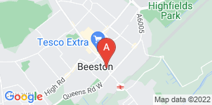 Google static map for A.W. Lymn Beeston