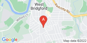 Google static map for A.W. Lymn West Bridgford