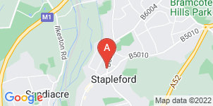 Google static map for A.W. Lymn Stapleford
