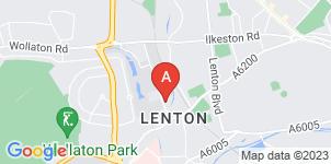 Google static map for Co-op Funeralcare, Lenton