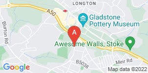 Google static map for Forrester Brothers Funeral Directors