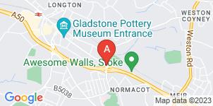 Google static map for Bettelley W R Ltd