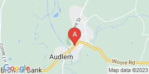 Google static map for Graham Tresidder Funeral Director, Audlem