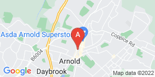 Google static map for A.W. Lymn Arnold