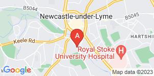 Google static map for Marsh & Son Funeral Home