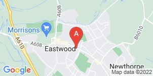 Google static map for Gillotts Funeral Directors, Eastwood