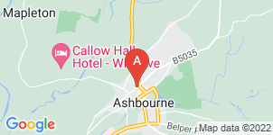 Google static map for G Wathall & Son Ltd, Ashbourne