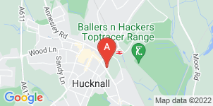 Google static map for A.W. Lymn Hucknall