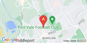 Google static map for A & E Leese Funeral Home