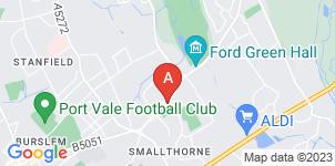 Google static map for Arlington Funeral Services Ltd