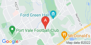 Google static map for Arlington Funeral Services Ltd