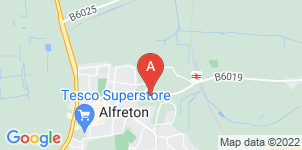 Google static map for Alfreton & District Funeral Service